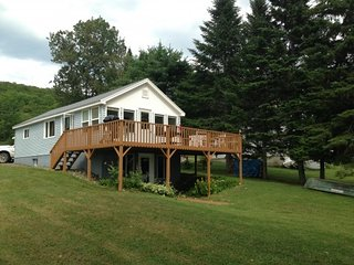 Portage Lake front year around home for rent!