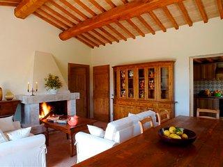 Villa Carina, Morre