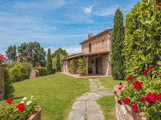 Tuscany Villa with a Private Pool - Villa Albano, Monsummano Terme