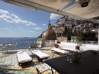 Beautiful Villa in Center of Positano with Sea Views  - Villa Santa