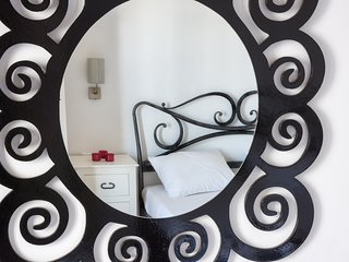 Superior double room in naxos town, Ciudad de Naxos