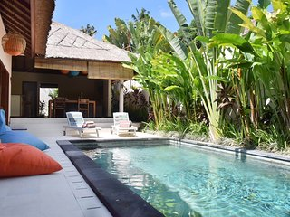 Villa 3 BR in authentic Bali- 10 min to Canggu