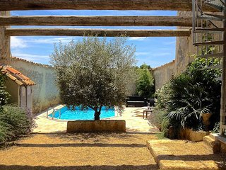 Aumes holiday home France, private pool - 634, Pezenas