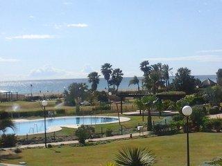 Jardines de Nuevo Vera1 Acceso directo playa. Lujo