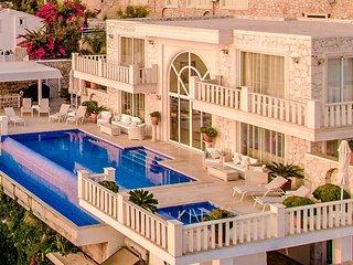 Villa Safran Komurluk Kalkan Turkey