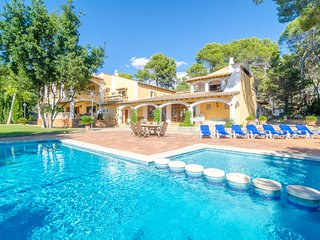 PINAR DE SON POU - Villa for 12 people in Palma de Mallorca / Sant Jordi
