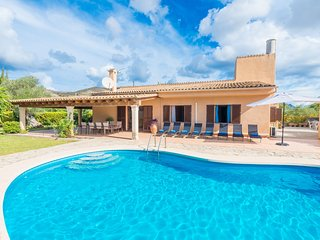 CAN ESCANDEU - Villa for 9 people in Pollença