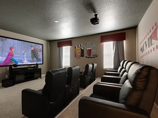 "Villa EC019 ""with Home Theatre"", Kissimmee"