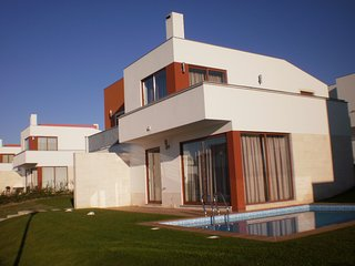 AD PL - Bom Sucesso/Óbidos Lagoon -Modern villa with 3 bedrooms and 3 bathrooms