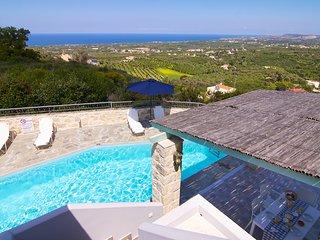 Villa Ikaros - Panoramic Sea View & Full Privacy!