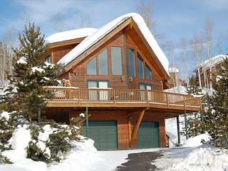 Tree Haus Chalet, Steamboat Springs