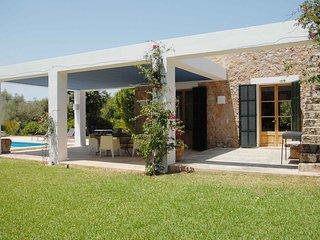 Casa rural Sa Plana en Costa de los Pinos, Son Servera cerca de la playa