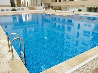 Comfortable flat in Agadir with pool