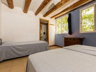 Alberg La Solana - B21 - Habitación Con 3 Literas Extensibles (3-6  plazas), Salàs de Pallars