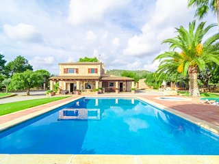 CAN BOSCO DOTZE - Villa for 12 people in Son Carrio