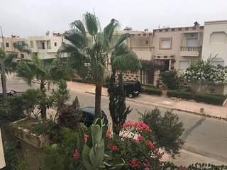 Beach Side Luxurious 2 bedrooms Villa Ref 1083, Agadir