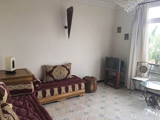 Beach Side Charming 2 bedrooms Villa Ref 1084, Agadir