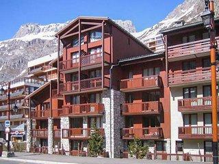 Comfortable flat near ski slopes, Val d'Isere