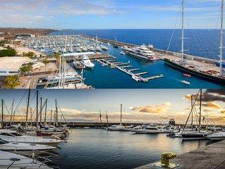 Adosado en Puerto Calero, Lanzarote.