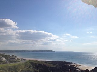 Breathtaking Sea Views!! The View, Woolacombe