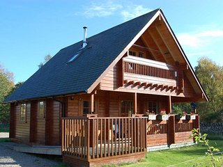Eagle Lodge at Big Sky Lodges, Muir of Ord