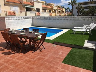 VILLA 84 WITH PRIVATE POOL AND CAR INCLUDED !!!!!!