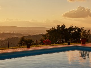 Villa Cristina, your wonderful Tuscan dream !!, Arezzo
