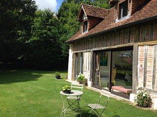 Maison normande 5 kms d'Honfleur, Fourneville