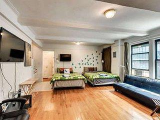 2 Bed Studio Empire State Building (#30), Nova York