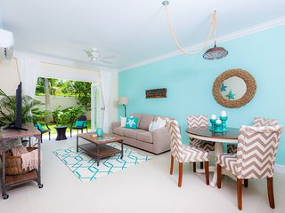 The Jus' Beachy Living Room