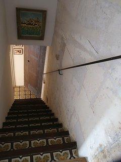 escaliers 2eme étages