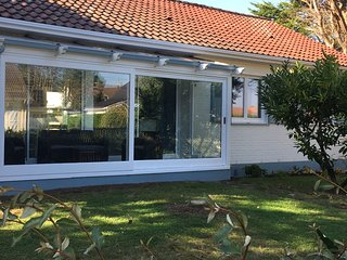 Fully renovated holiday home 200m from the beach