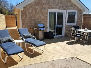 Luxury Beach Cottage.  Wineries, Golf (near US Open), Shopping & the Hamptons