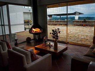 Casa En el Aire, Los Santos