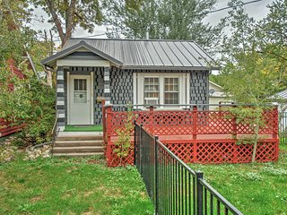 NEW! 1BR Billings Cottage w/Private Deck!