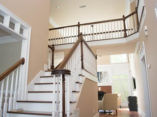 Two Story Entry w View of Main Room!