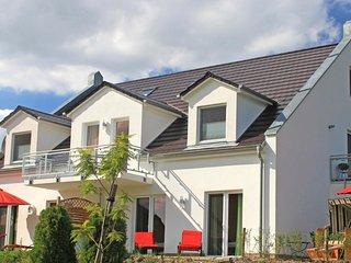 Villa Harmonie W. 2 - 4 Sterne mit Sauna, Sky-TV, Göhren-Lebbin