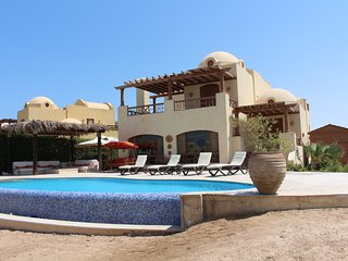 Villa Azure-luxury family villa, private pool, El Gouna