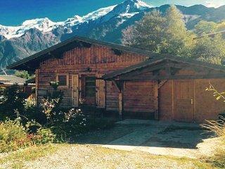 Pied des pistes, et du Mont Blanc, avec JACUZZI, Les Houches