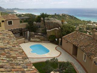 Costa Rei Panorama 2
