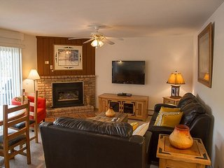 2BR, 2BA Condo with Snowmass Views and a Ski-In Location