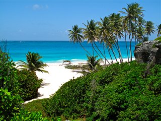 Ocean view 3 bedroom apartment in Barbados, Bel Air