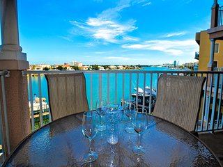 Harborview Grande 406 Waterfront 3 bedroom, 2 bath Condo | New Pictures!, Clearwater