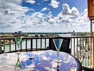 Harborview Grande 803 Luxury Waterfront Condo, Clearwater