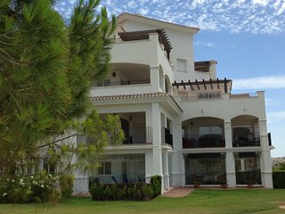 Hacienda Riquelme Golf Resort - Apartment/large Balcony, Ajadrea 2 Calle Indico