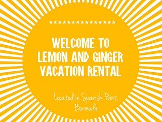 Lemon and Ginger Vacation Rental, Pembroke Parish