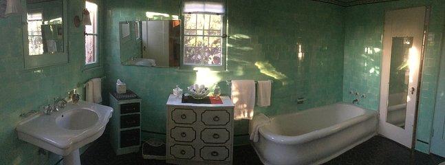 Vintage master bath