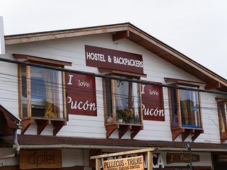 I love Pucon Hostel & Backpackers -Tourism Agency