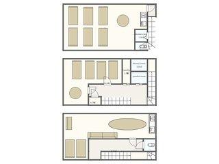 KM 3 Floors Apartment near Namba and Nipponbashi, Osaka