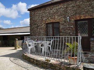 TFGOL Barn in Mevagissey, Caerhays